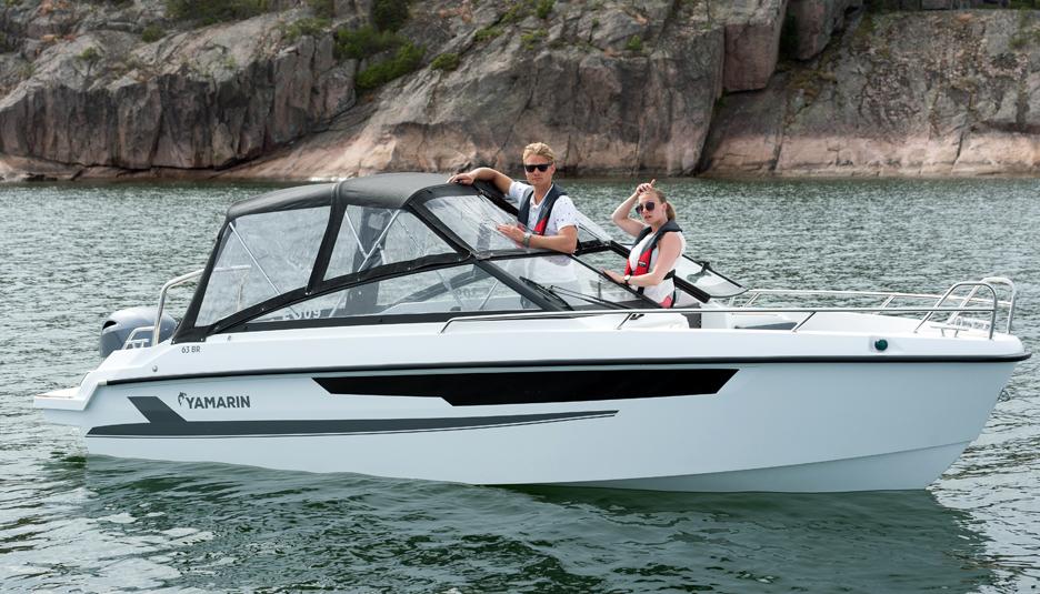 Uusi vene juhannukseksi vai sittenkin vesijetti?