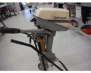 Johnson JOHNSON 4 HP